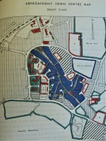 Town Centre Plan 1960s